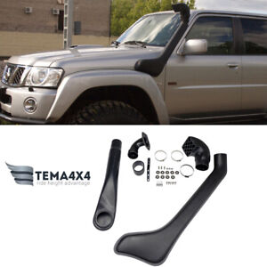Snorkel Kit For Nissan Patrol Safari Y61 Air Intake Arm TD42 ZD30DDTI TB48E