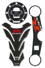 kit ADESIVI 3D PROTEZIONI GSX-R compatibili per MOTO SUZUKI 600 GSXR 2000-2003