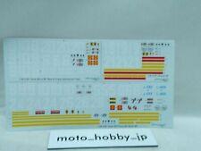 MFH 1/24 Ferrari 312F1 Dutch GP, France GP, British GP Decal Model Factory HIRO