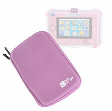 Pink Hard Shell Case Cover For Use W/ Kids Vtech Innotab 3S Plus / 3S Tablet