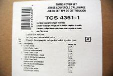 Engine Timing Cover Gasket Set Fel-Pro TCS 4351-1 JEEP CJ5 CJ6