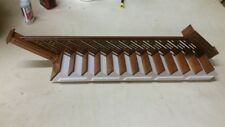 Craftsman 1:12 scale straight staircase