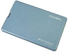 Kb09 Eschenbach easyPocket beleuchtete Lupe 152122 A blau 16.0 dpt 4.0x