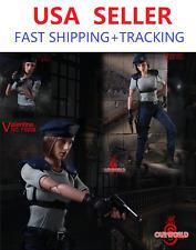 IN STOCK 1/6 scale Jill Valentine Resident Evil Figure Biohazard Wesker