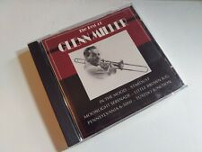 The Best of Glenn Miller CD Digitally Remastered Big Band In the Mood Tuxedo Jnc