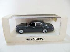 MINICHAMPS 'BENTLEY ARNAGE 2005 - LINEA BLANCO No. 6' (GREY). 1:43. MIB/BOXED