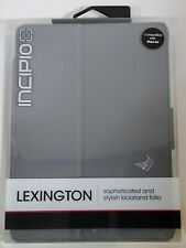 Incipio Lexington Sophisticated Stylish Kickstand Protective Cover for iPad Air*