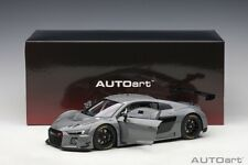 AUTOart 81801 - 1/18 Audi R8 LMS Plain Body Version (Nardo Grey) - Neu