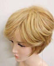 LAUGHTER-GABOR WIGS Medium Blond-OK toHeat-Comfort Cap-Open Ear Tabs+More