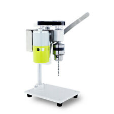 Bench Top Mini Drill Press 2 Speed For Wood Metal Plastic With Power Adapter Us