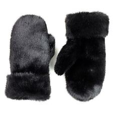 Women's Faux Fur Gloves and Mittens