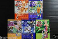 JAPAN Shiro Amano manga Seiken Densetsu: Legend of Mana 1~5 Complete Set