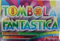 TOMBOLA FANTASTICA 48 CARTELLE