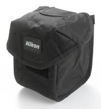 NIKON BLACK ACCESSORY POUCH -- 85 X 90 X 110MM INSIDE/172328