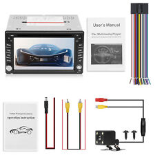 Autoradio Doppel 2 Din Mit GPS Navi Bluetooth TouchScreen DVD CD USB SD MP3 Map