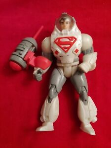 Superman Animated Series Neutron Star Superman Loose Kenner