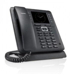 Gigaset Maxwell 3 IP-Telefon Schwarz Kabelgebundenes Mobilteil TFT 2 Zeilen