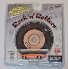 """BEACH BOYS """"Fun, Fun, Fun"""" CD SINGLE, Plus Model Car"""