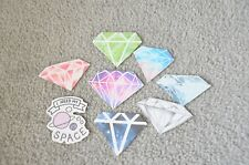 Diamond Tumblr Sticker Pack, I need space sticker