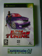RPM TUNING XBOX MICROSOFT PAL COMPLET
