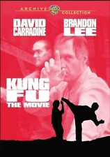 Kung Fu: The Movie NEW DVD