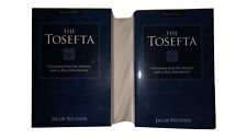 The Tosefta 2 Volume Set By Jacob Neusner Very Good Translated Judaic Studies