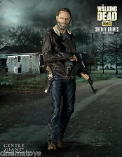 The Walking Dead Andrew Lincoln as Sheriff RICK GRIMES 1:4 Gentle Giant Statue