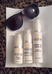 The Spa On Rodeo Travel Set Retail $29