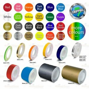 Roll PIN STRIPE Car PinStriping Body Decoration Line TAPE Decal Vinyl Stickers
