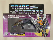 Transformers G1 Re-issue Kickback Action Figure Purple Box Brand NEW