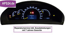 Mercedes-Benz S-Klasse CL W220 W215 Maybach W240 Tacho Kombiinstrument Reparatur