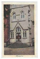 AK, Montabaur, Hessen, Erholungsheim d. barmherzigen Brüder, Klosterpforte. 1935