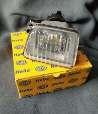 VW Golf 2 Fog Lights Left Original VW White - 16V Gti Fog Light