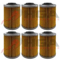 Genuine GM ACDelco Engine Oil Filter PF2129G PF2129GF Set Of 6