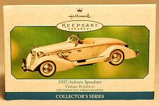 Hallmark - 1935 Auburn Speedster - Vintage Roadster Series Ornament