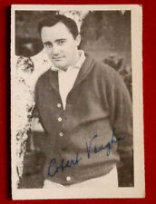 THE MAN FROM UNCLE - Robert Vaughn, Napoleon Solo, A & BC Ltd, Card #10, 1965