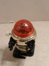 Vintage Tomy 1978 Lost in Space Robot Wind Up Toy Working Red Dome . Used Works