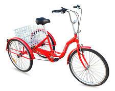 Dreiräder aus Aluminium
