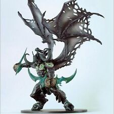 World of Warcraft WOW Illidan Stormrage Demon Form 32cm Action Figurines BOXED