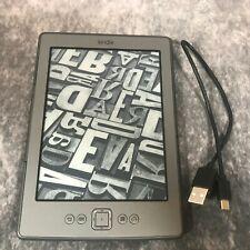 Amazon Kindle D01100 4th generación 2GB Wifi 6 pulgadas Ebook Reader Probado Funcionando