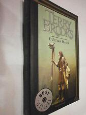 TERRY BROOKS - L'ULTIMA MAGIA - visitate il negozio ebay COMPRO FUMETTI SHOP