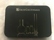 NEW Skinceuticals Top Bestsellers 4-piece sample bundle with free case; $80