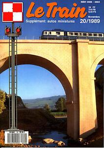 The Train N°20 Of 1989, Test La BB 1500 Märklin, La G7 Prussian IN France