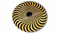 2' Round Marble Coffee Table Top Black And Yellow Mosaic Inlay Home Decor E833C