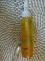 NATRAVE~~ARGAN HAIR SERUM~~SILKY & SMOOTH FRIZZ PREVENTING 4 OZ PUMP