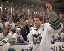 KEVIN DINEEN Unsigned HARTFORD WHALERS 8x10 Photo