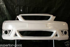 FPV Typhoon Front Bumper Body Kit - Ford BA/BF Badge Falcon With XT Headlights