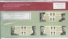 wbc. - GB - PRESENTATION PACK - 2006 -  150th ANNIVERSARY - VICTORIA CROSS