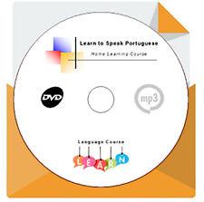 PORTUGUESE LANGUAGE COURSE DVD FREE DELIVERY!