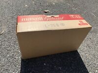 Vintage Sealed Case Lot of 10 Maxell L-750 Blank Beta Video Tapes